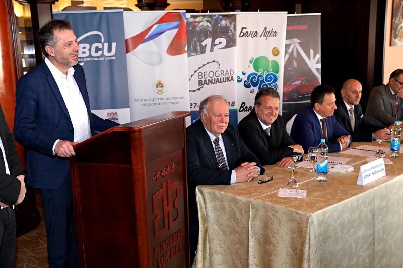 Бања Лука домаћин Конгреса Балканске бициклистичке уније